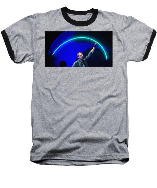 Coldplay3 Baseball T-Shirt by Rafa Rivas