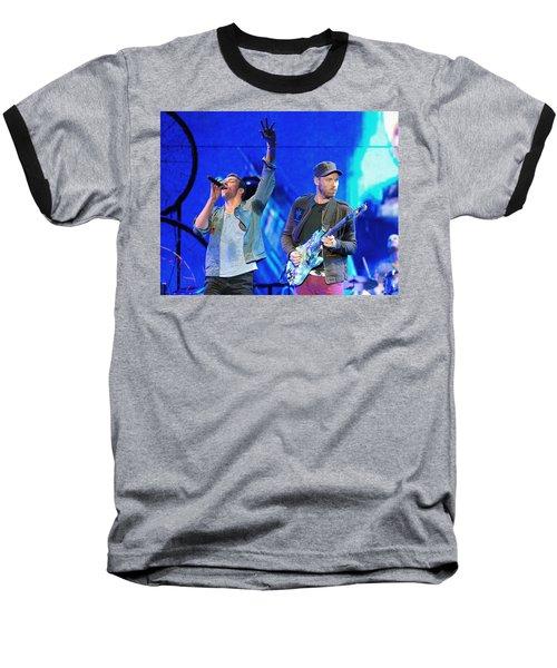 Coldplay6 Baseball T-Shirt