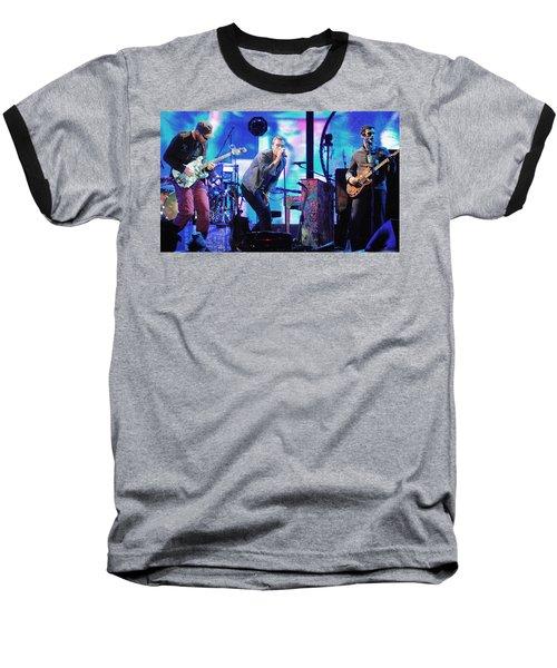 Coldplay7 Baseball T-Shirt by Rafa Rivas