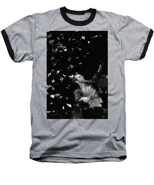 Coldplay9 Baseball T-Shirt