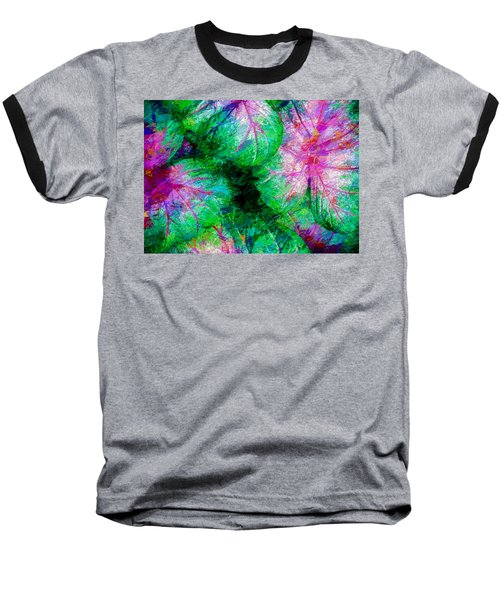 Baseball T-Shirt featuring the photograph Coleus by Paul Wear