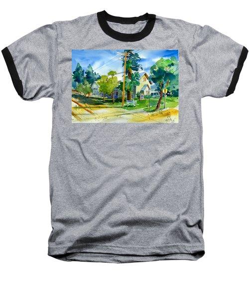 Colfax Methodist Church Baseball T-Shirt