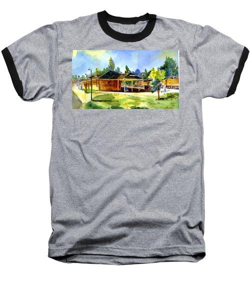 Colfax Rr Depot Baseball T-Shirt