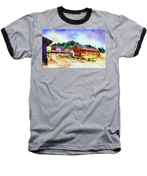 Colfax Rr Junction Baseball T-Shirt