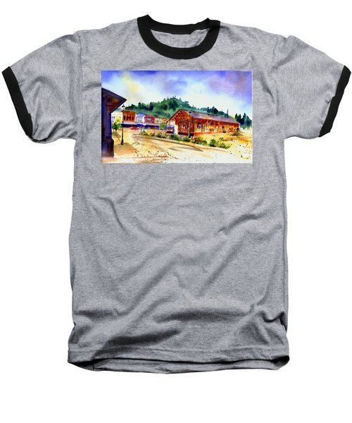 Colfax Rr Junction Baseball T-Shirt