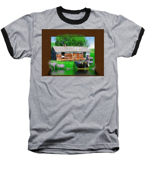 Baseball T-Shirt featuring the photograph Collage by Susan Kinney