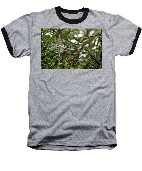 Collecting Raindrops Baseball T-Shirt