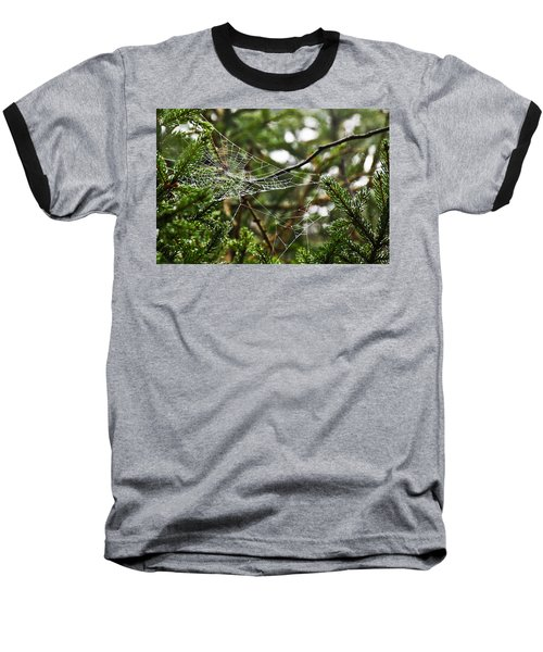 Collecting Raindrops Baseball T-Shirt