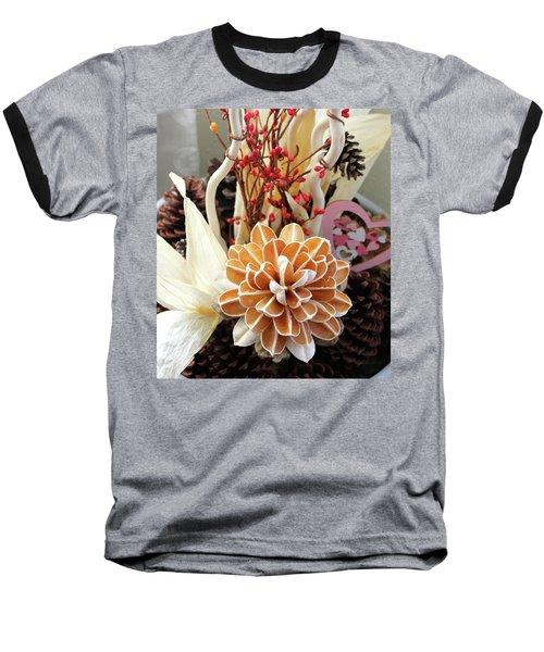 Collections Baseball T-Shirt by Lorna Maza