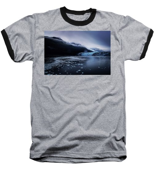 College Fjord Baseball T-Shirt