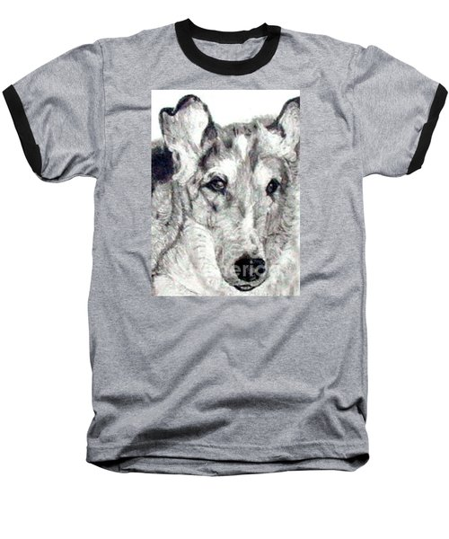 Collie Smooth Lover Baseball T-Shirt