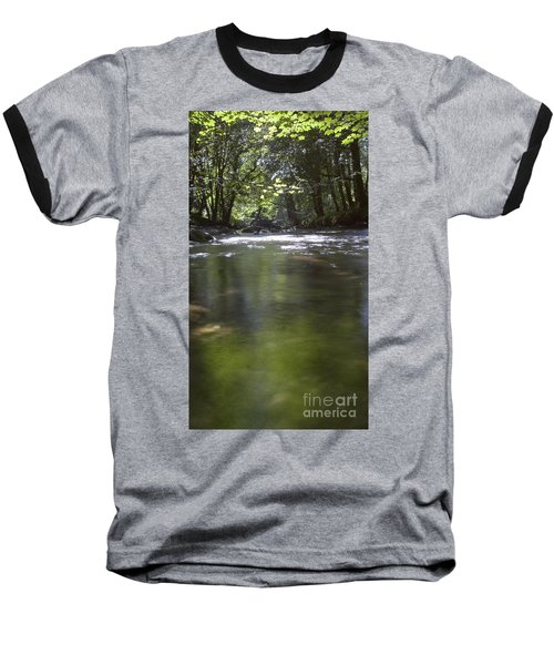 Colligan River 3 Baseball T-Shirt