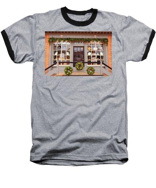 Colonial Commerce Baseball T-Shirt