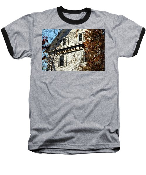 Colonial Inn Baseball T-Shirt