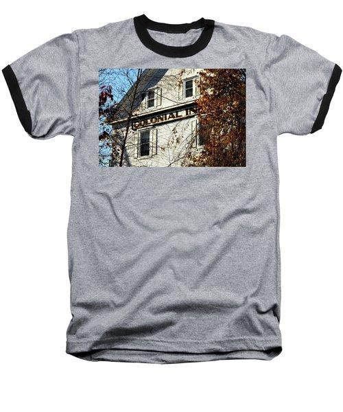 Colonial Inn Baseball T-Shirt