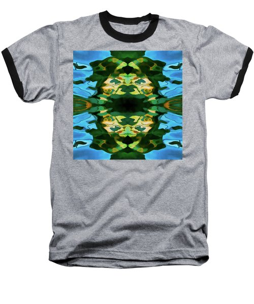 Baseball T-Shirt featuring the photograph Color Abstraction Lxv by David Gordon