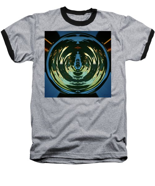 Color Abstraction Lxx Baseball T-Shirt