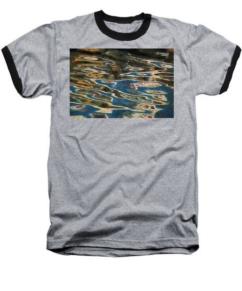 Baseball T-Shirt featuring the photograph Color Abstraction Lxxv by David Gordon