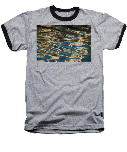 Color Abstraction Lxxv Baseball T-Shirt