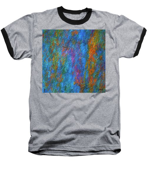 Color Abstraction Xiv Baseball T-Shirt