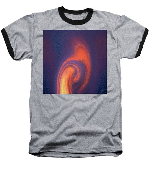 Color Abstraction Xlii Baseball T-Shirt