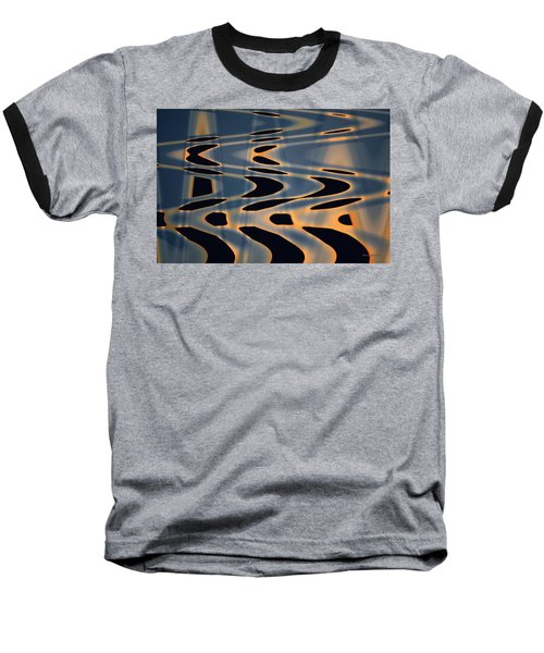 Color Abstraction Xxiv  Baseball T-Shirt