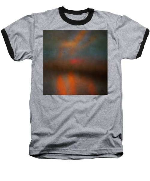 Color Abstraction Xxv Baseball T-Shirt