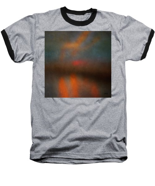 Color Abstraction Xxv Baseball T-Shirt