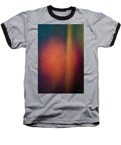 Color Abstraction Xxvii Baseball T-Shirt
