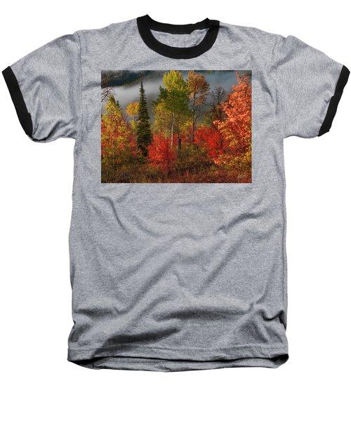 Color And Light Baseball T-Shirt