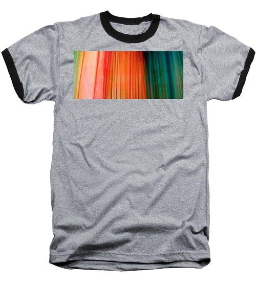 Color Bands Baseball T-Shirt