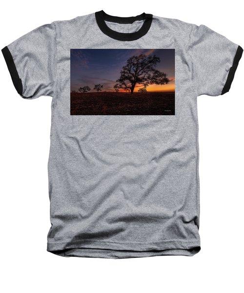 Color Change At First Light Baseball T-Shirt