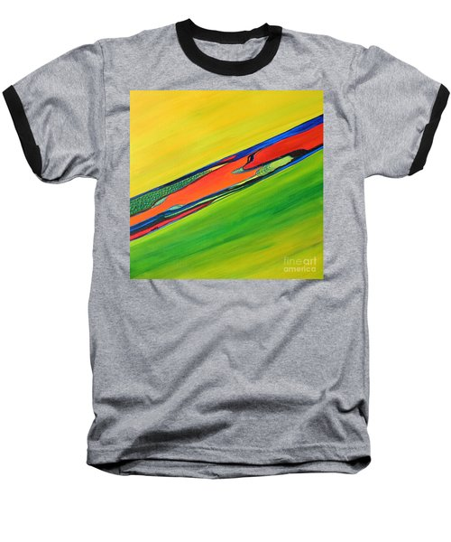 Color I Baseball T-Shirt