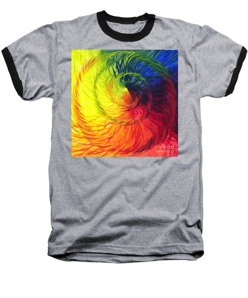 Color Baseball T-Shirt