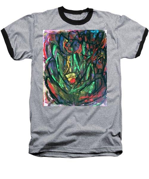 Color Life Baseball T-Shirt
