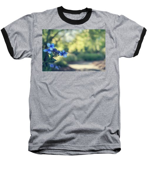Color Me Blue Baseball T-Shirt