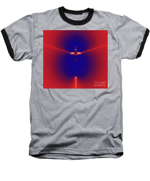 Color Meets Energy Baseball T-Shirt