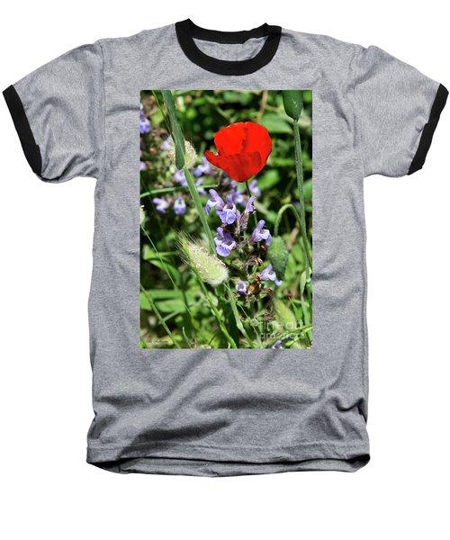 Color Mix 05 Baseball T-Shirt