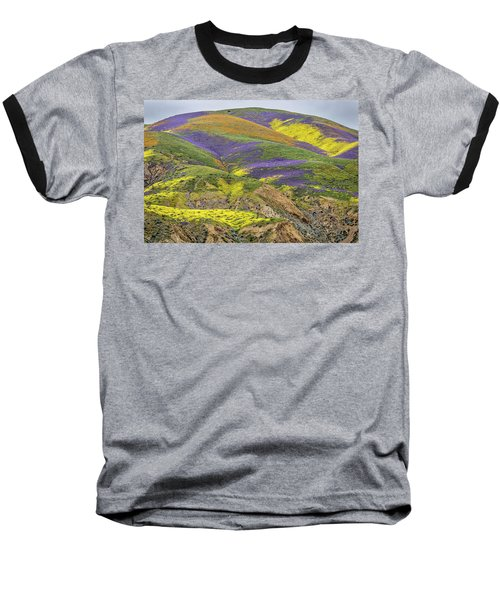 Baseball T-Shirt featuring the photograph Color Mountain II by Peter Tellone