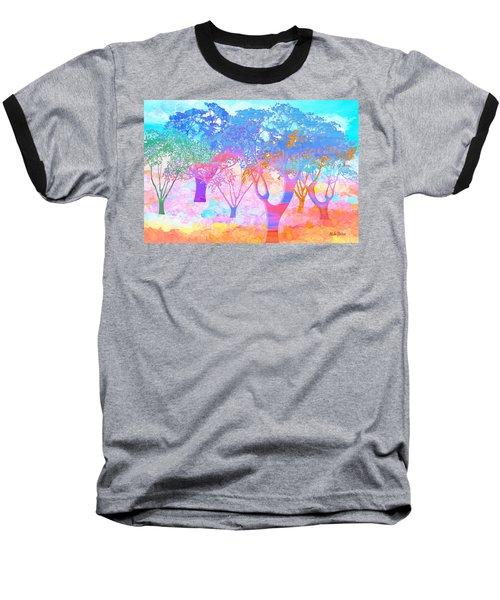 Color My World Baseball T-Shirt