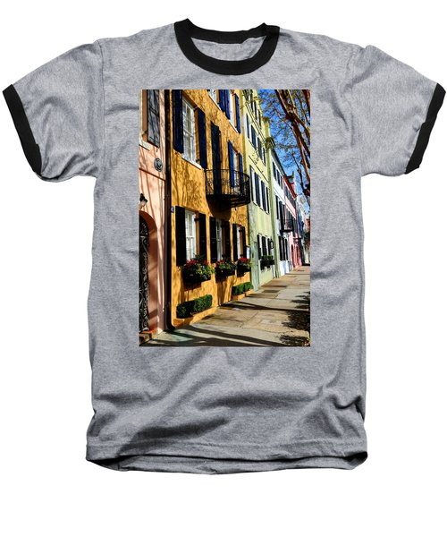 Color Of Charleston Baseball T-Shirt