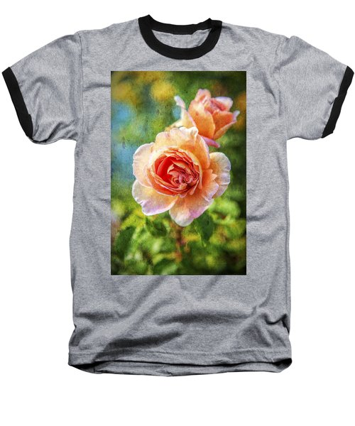 Color Of The Rose Baseball T-Shirt