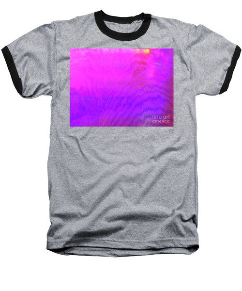 Color Surge Baseball T-Shirt