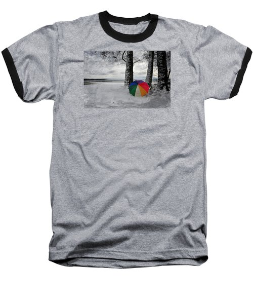 Color To The Melancholy Baseball T-Shirt