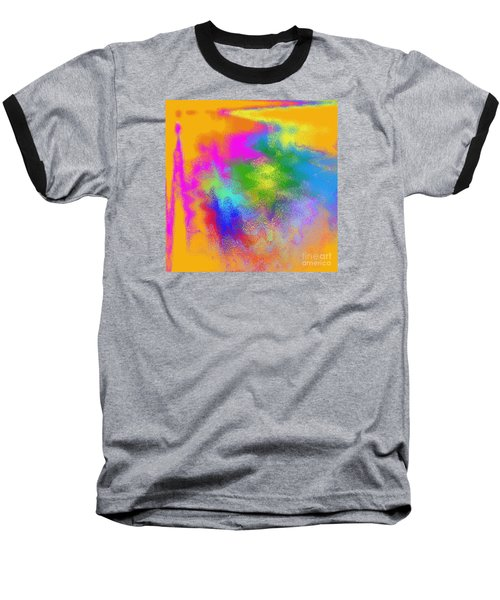 Color Towers Baseball T-Shirt