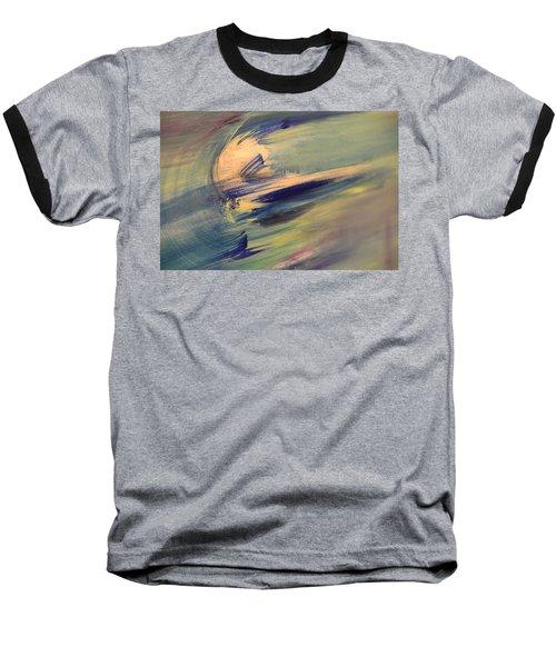Color Washing Baseball T-Shirt