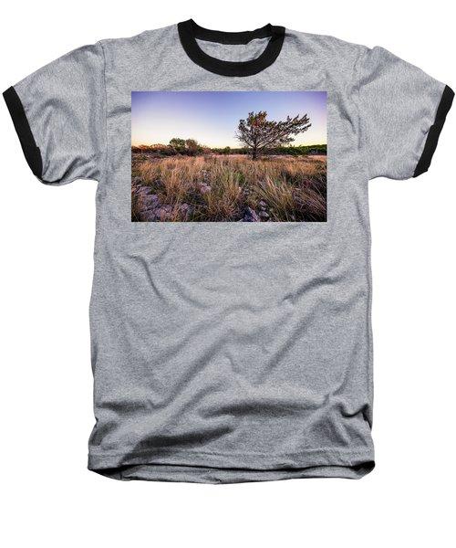 Colorado Bend State Park Gorman Falls Trail #2 Baseball T-Shirt