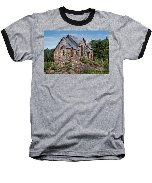 Colorado Chapel On The Rock Baseball T-Shirt