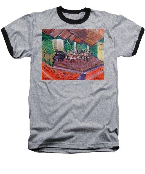 Colorado Childrens Chorale Baseball T-Shirt