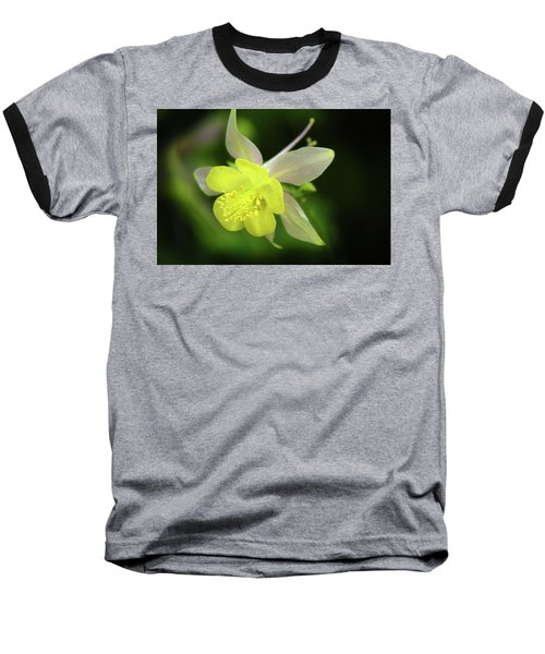 Baseball T-Shirt featuring the photograph Colorado Columbine by Marie Leslie